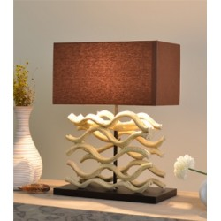 Salon Table Lamp