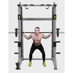 Smith machine squat rack bench press multifunctional gantry gym commercial comprehensive training fitness equipment