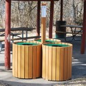 Recycling & Waste Receptacles