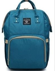 Bag Peacock Blue