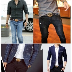 Casual Jeans Belt