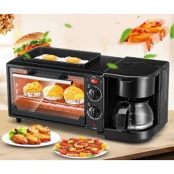 Electric Oven with  Coffee Machine  3 in 1