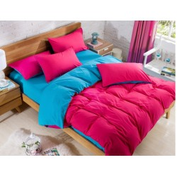 Solid color cover sheets
