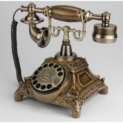Retro Antique Telephone