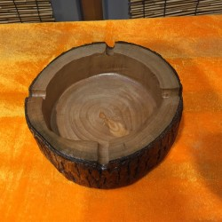 Natural Wood Ashtray