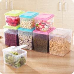 Cereal Storage Cans