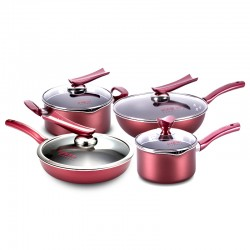Non-stick pot set - 4 pcs