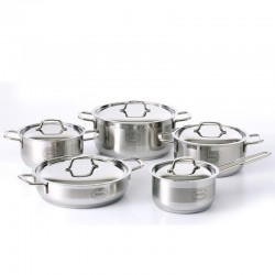 Soup cooker  set of 5 pieces
