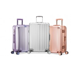 26 Inch caster suitcase