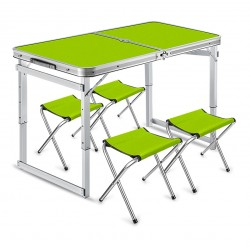 Home simple folding table and Chair