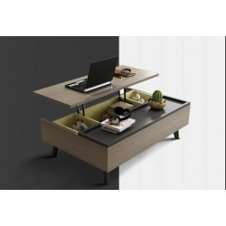 Coffee table small apartment furniture