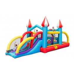 Inflatable Castle Outdoor Playground