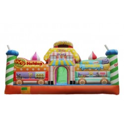 Large Kids Inflatable Toy Castle