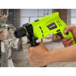 Household impact drill