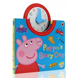 Peppa's First 100 Words / Peppa's Busy Day Book