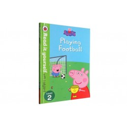 Peppa Pigie Peggy Graded Reading 6 book