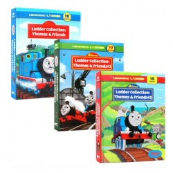 Learning Ladder 3 Volumes +6 Books