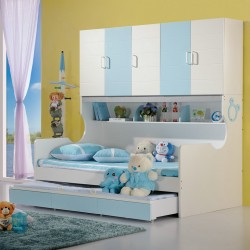 Children's furniture children's bed wardrobe bed Bunk Bed