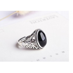 Natural Black Ring