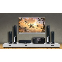 home theater suite 5.1 Bluetooth audio system