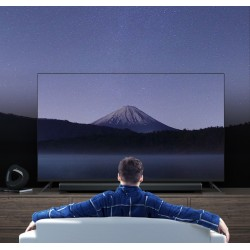 65 Inch Ultra-Thin LCD Television