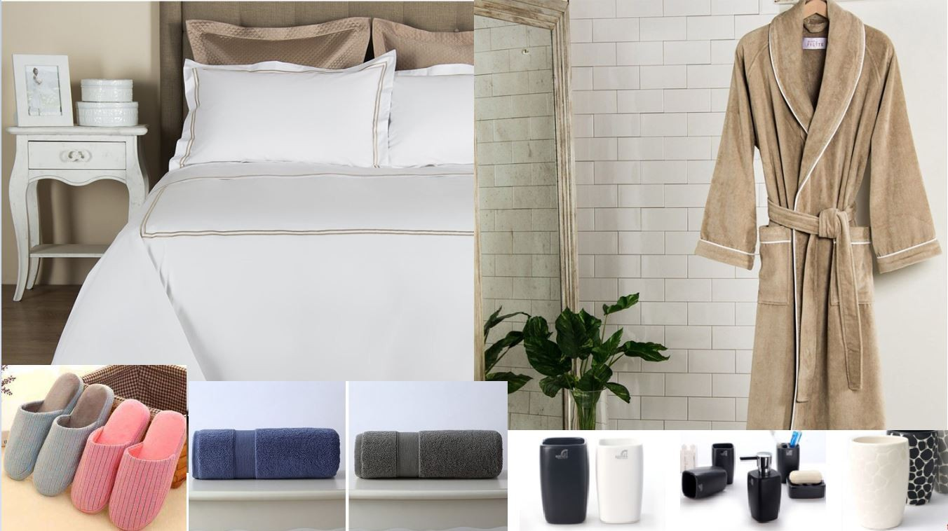Comfort your guest with our quality products